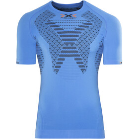 X-Bionic Twyce Running Shirt SS Men French Blue/Black